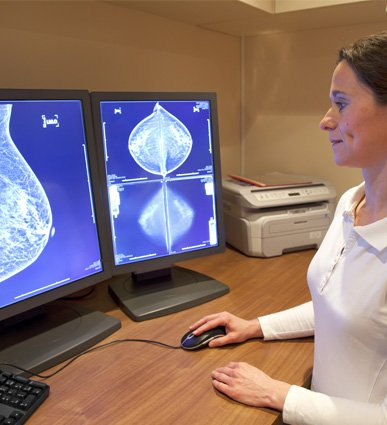 mammogram houston dr. miltenburg